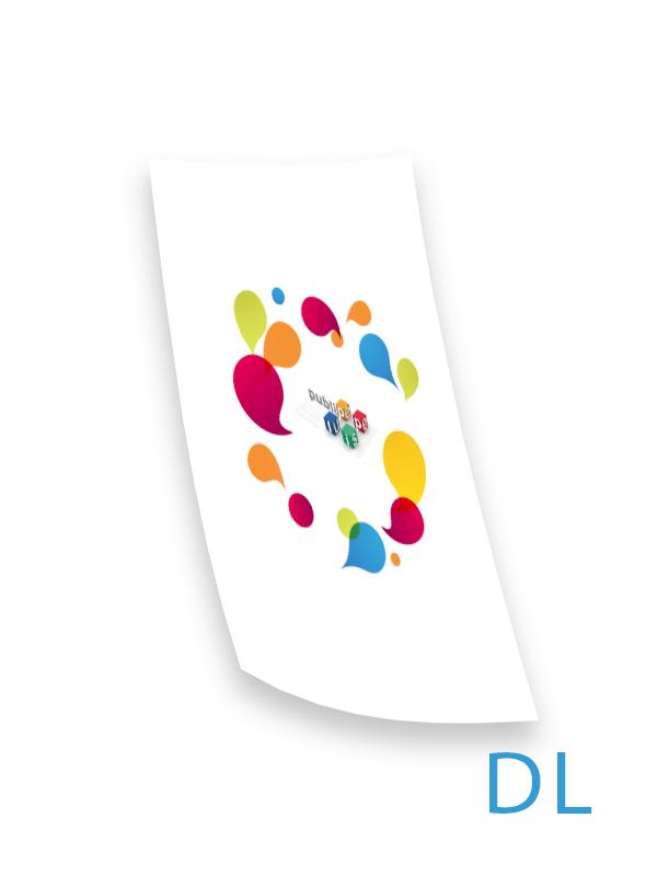 flyer de publicidad
